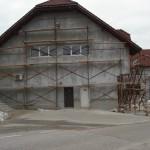 Izdelava fasade